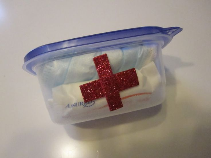 Kid Made First Aid Kit — Blog: Art Activities & Fun Crafts Project Ideas for Kids — FamilyEducation.com