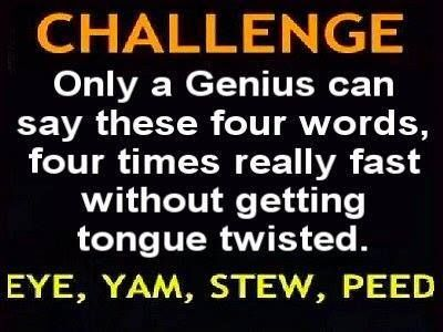Genius Challenge lol funny jokes humor funny quotes joke | funny | Pinterest | Funny, Jokes and Funny jokes