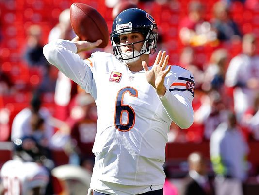 Bell Tolls: Marc Trestman's decision to return to Jay Cutler bears watching