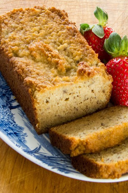 A Paleo Banana Bread Recipe that is grain-free, gluten-free, refined sugar-free, and dairy-free!