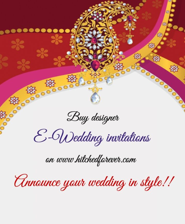 Customise Your Own Free E Invites On Hitched Forever