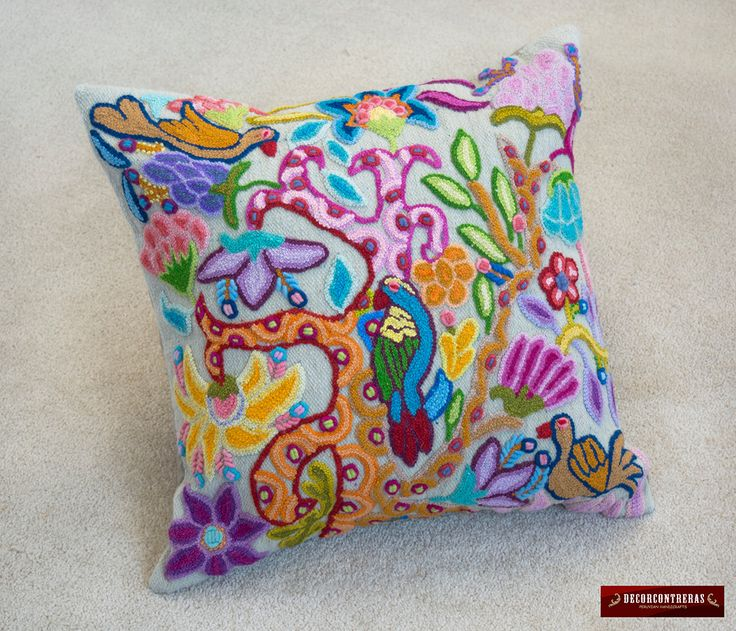 1000 ideas sobre artesania peruana en pinterest arte for Decoracion hogar textil