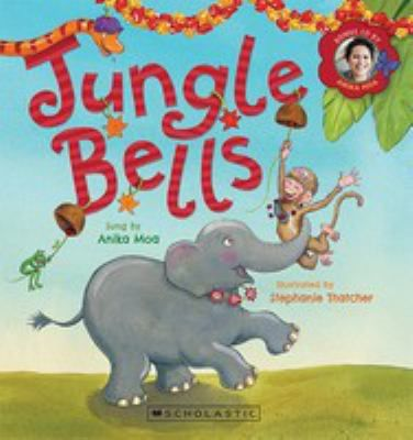 Based on the traditional Christmas song Jingle Bells but rewritten (to same tune) as a jungle holiday animal Christmas. Featuring a cast of jungle characters including elephants, hippos, monkeys and even a dung beetle. Recording sung by Anika Moa (Junior Audio Book)