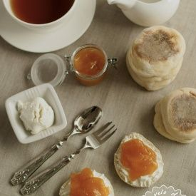 English Muffin. Condivisa da: http://www.solounvelodifarina.it