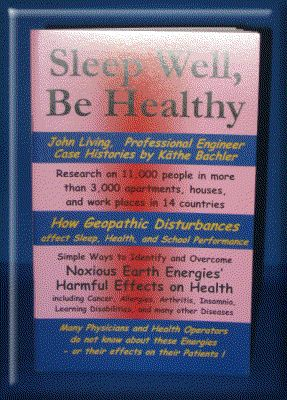 Sleep Well, Be Healthy is a book I highly recommend to add to your library for anyone who wants to explore the negative energies that surround us, affect us, and want to know how to improve them.