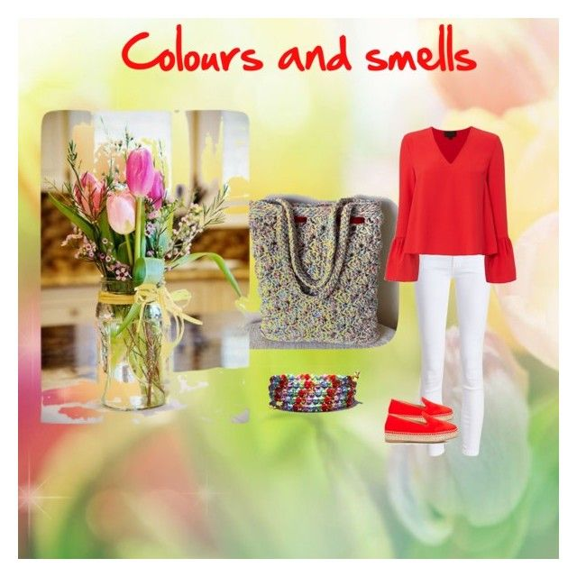 Colours and smells by mariliart on Polyvore featuring Exclusive for Intermix, Barbour and Prada