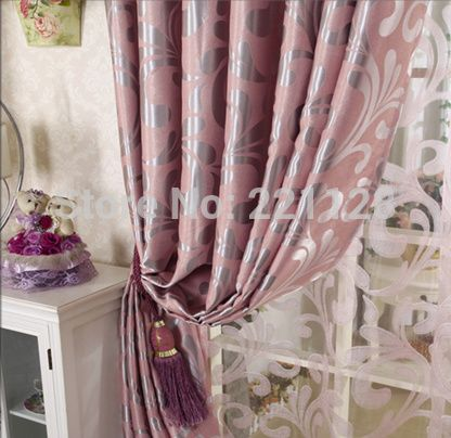 Cheap Curtains on Sale at Bargain Price, Buy Quality curtain line, curtains for double windows, curtain fabrics for kids from China curtain line Suppliers at Aliexpress.com:1,Product Type:Other Subjects 2,Function:Decoration + Semi Light Shading 3,color:pink,silver,gold 4,Material:Cloth Curtain + Voile Curtain 5,Format:Rope