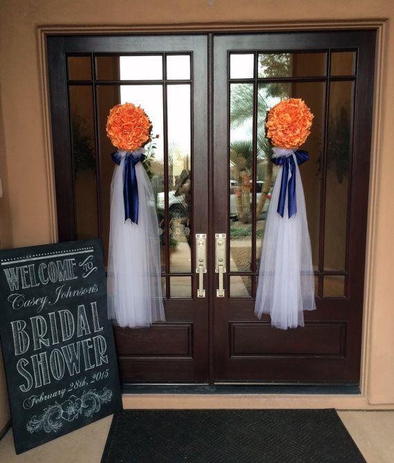 Wedding Door Decorations Ideas: 1000+ Ideas About Couples Shower Decorations On Pinterest