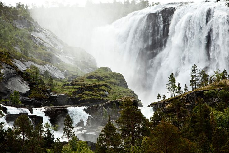 Tysfjord waterfall google search environment for Waterfall environment