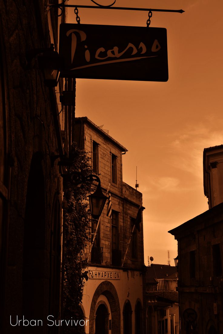Old Town of Xanthi by Anthony S. on 500px