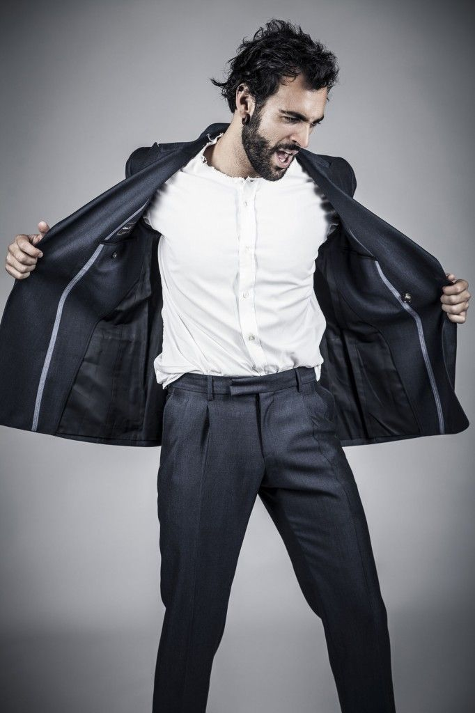 Marco Mengoni - Guerriero | © Stylaz
