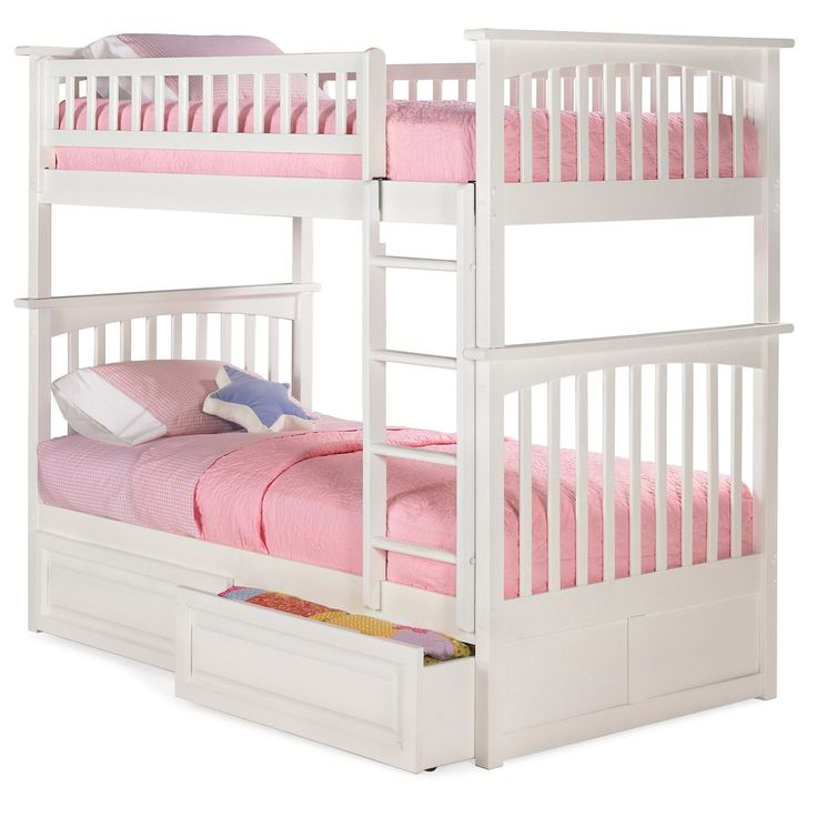 17 Best Ideas About Bunk Beds For Girls On Pinterest