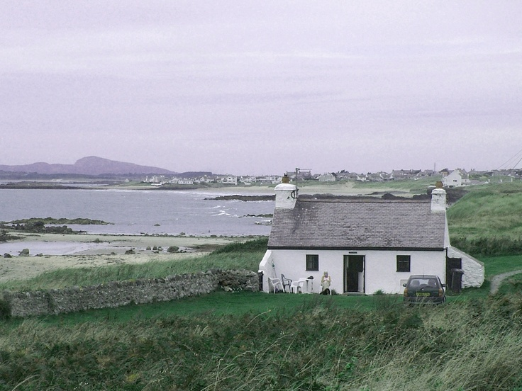Isle of Anglesey, I used to go here alot when I was growing up. sooo peaceful.