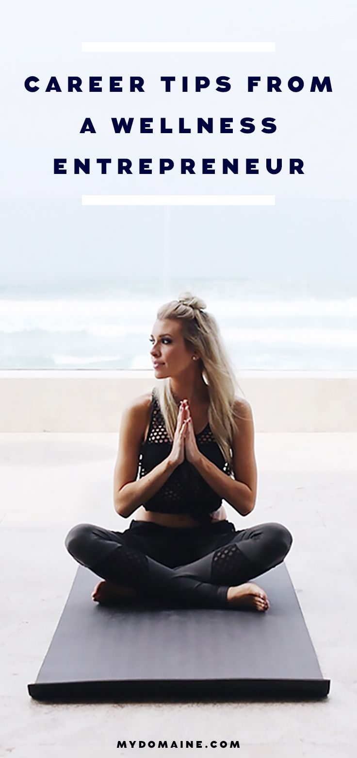 Tips for starting your business from a female wellness entrepreneur