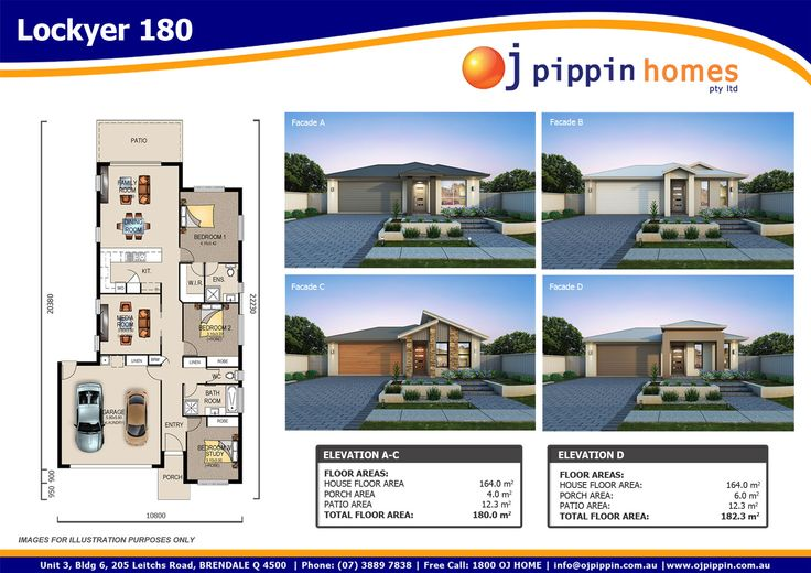 Lockyer 180 Facade Brochure