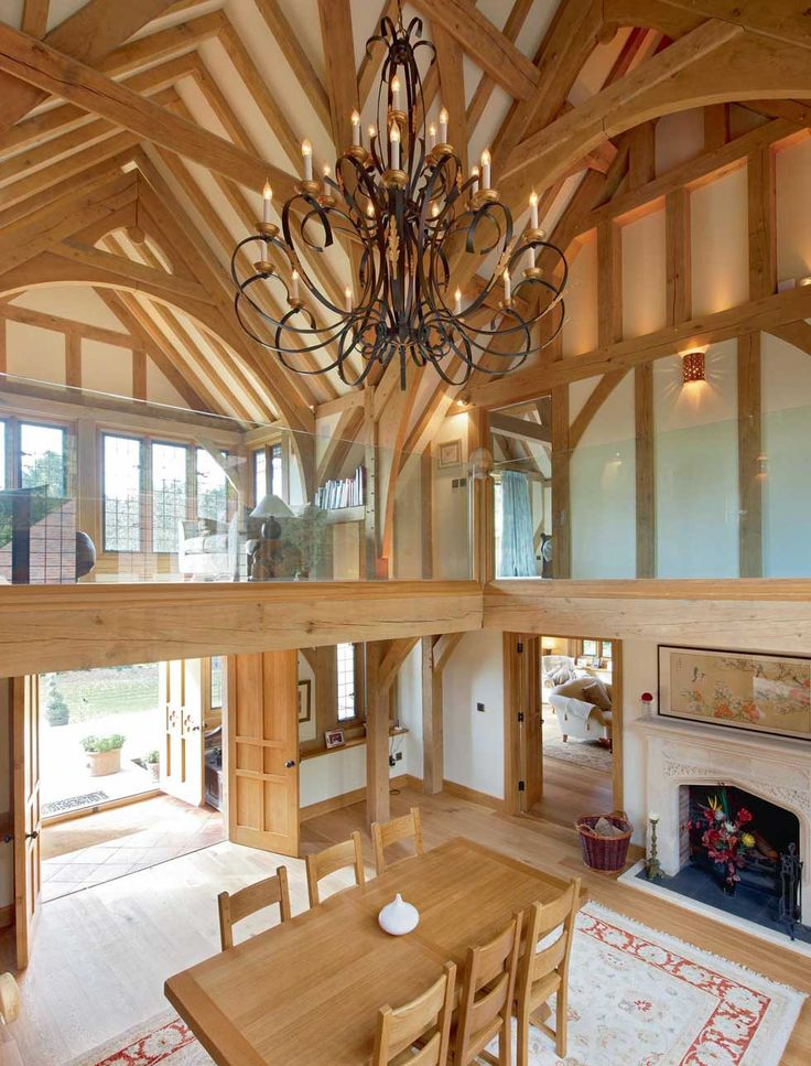 11 best i cant believe its a new build images on pinterest house the central atrium space malvernweather Gallery