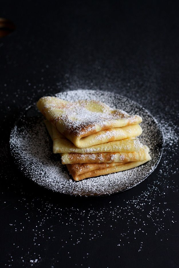 Austrian Pancakes - think I've just decided what I'm having for breakfast!