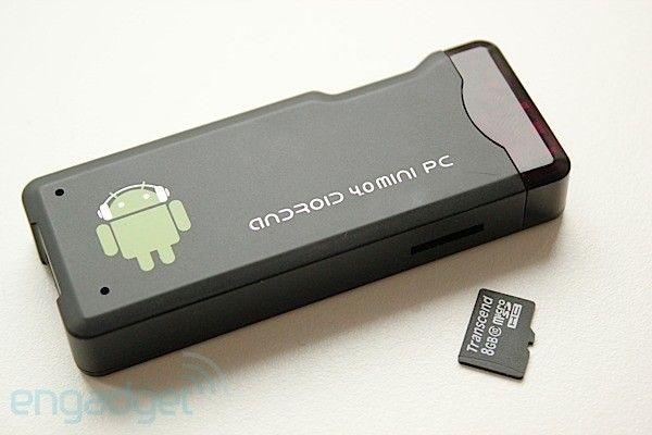 Mini Android PC!