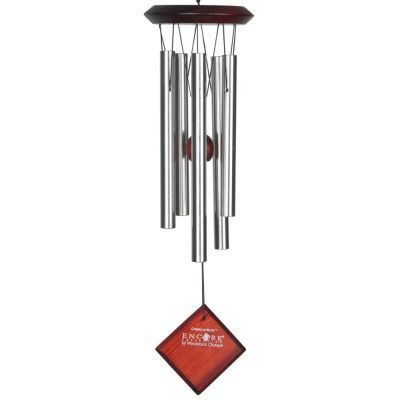 Wind Chime - Mars Chime Silver - By Woodstock http://www.incensearomatherapy.co.uk/products/mars-chime-silver