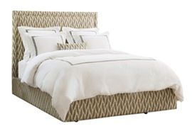 Adjustable Bed  Contemporary, Upholstery  Fabric, Bed by Avery Boardman