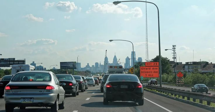 Pennsylvania Turnpike and I-95 will soon connect seamlessly in #BucksCounty   http://qoo.ly/mg92i