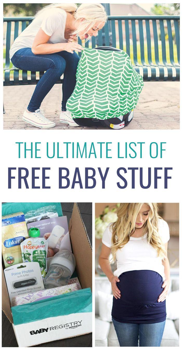 Wie ich all diese süße Babyausrüstung kostenlos bekam – When I have babies!