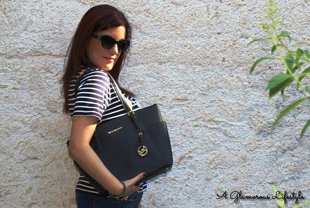 A Glamorous Lifestyle : Michael Kors Jet Set Tote Bag: tutti i segreti di ...