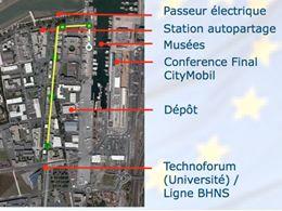 Le Cybus d'Inria en démonstration à la Rochelle - Inria