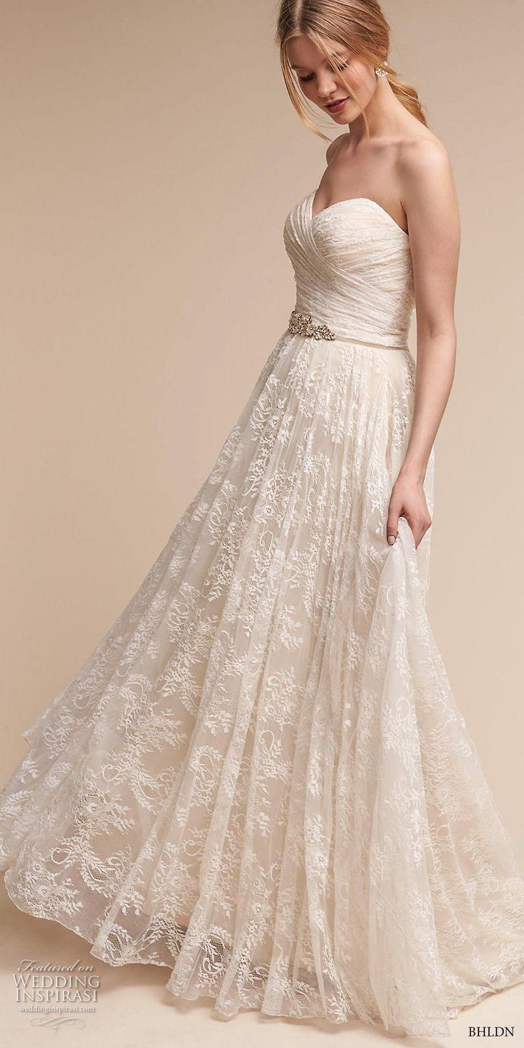 287 besten Hochzeitskleider Bilder auf Pinterest | Hochzeitskleider ...