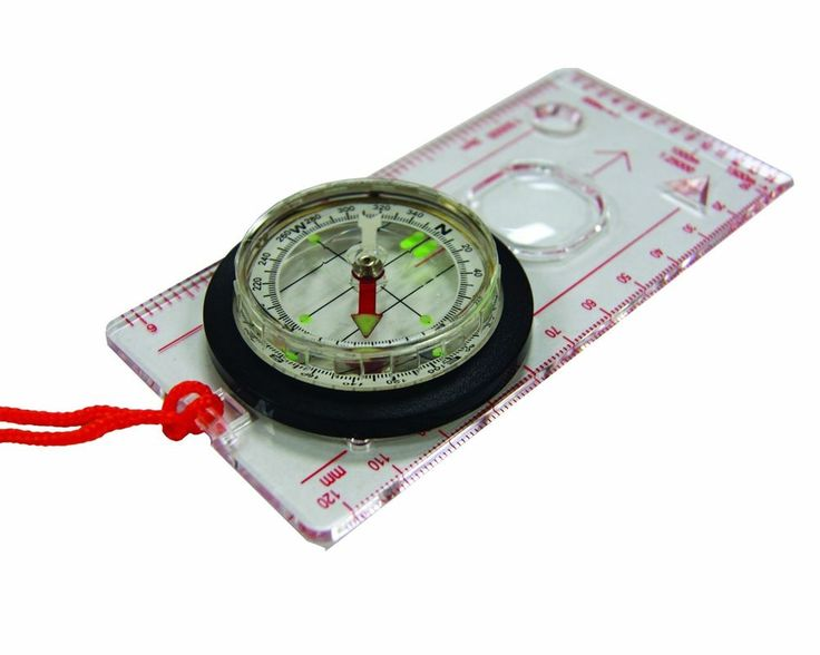 Ultimate Survival Technologies Deluxe Map Compass #UltimateSurvivalTechnologies