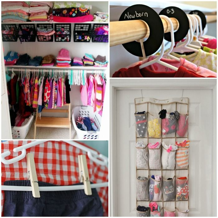 Kitchen Organization For Baby Stuff: 1000+ Ideas About Organize Baby Clothes On Pinterest
