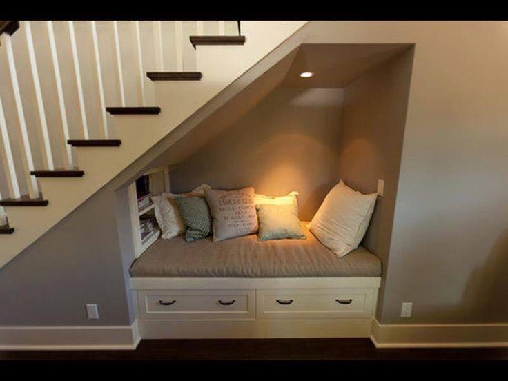 Furniture Design Under Staircase best 25+ bed under stairs ideas on pinterest | dog under stairs