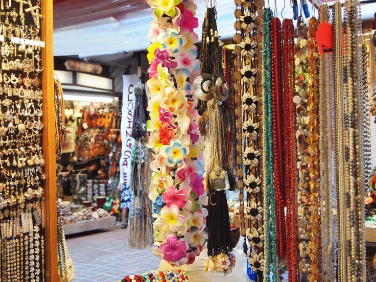 International Market Place in Honolulu