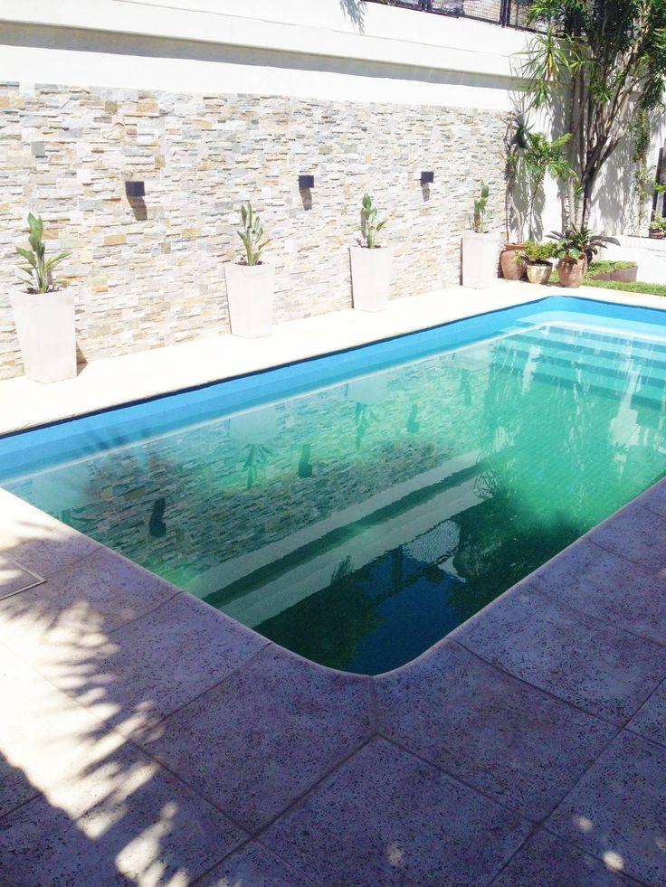 399 best images about inspira o em rea de lazer com - Disenos de piscinas ...