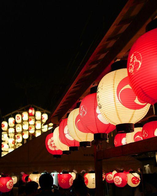 岩戸山 - 新町通仏光寺下ル / Gion Festival by Active-U, via Flickr