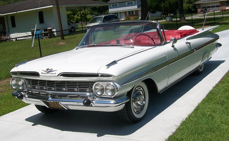 1959 Chevrolet Impala...Re-Pin brought to you by #ClassicCarInsurance at #HouseofInsurance Eugene Oregon. Ask about agreed value policy(S).