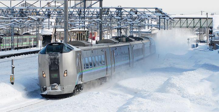 JR北海道 789系 苗穂