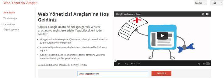 Google webmaster araçlarında google gibi getir özelliğinde yönlendirildi hatasının çözümü