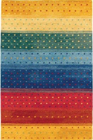 Multi Superb Gabbeh Wool Rug GB-40 $300.00