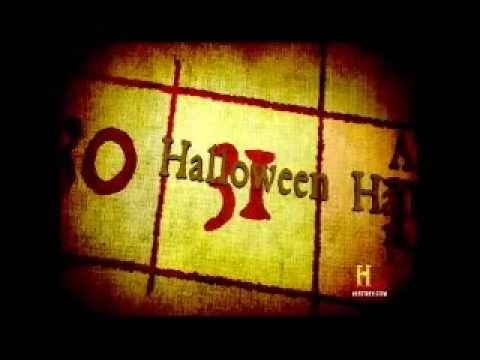 The Real Story of Halloween from the History Channel.