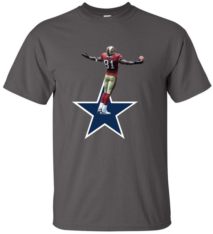 """Terrell Owens San Francisco 49ers Dallas Cowboys """"STAR"""" T-shirt jersey S-5XL   Clothing, Shoes & Accessories, Men's Clothing, Athletic Apparel   eBay!"""