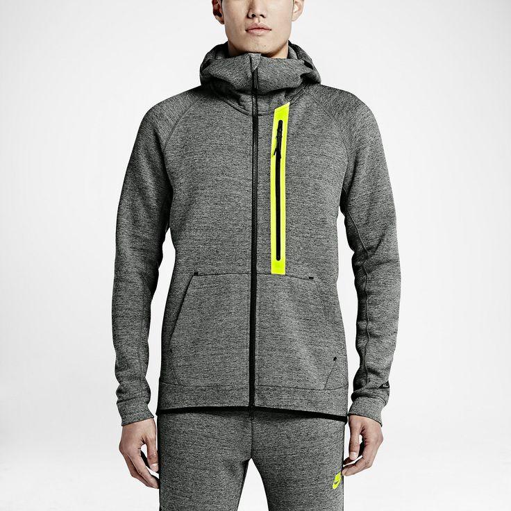 Nike Tech Fleece Mens Hoodie Nikecom Wearable Pinterest