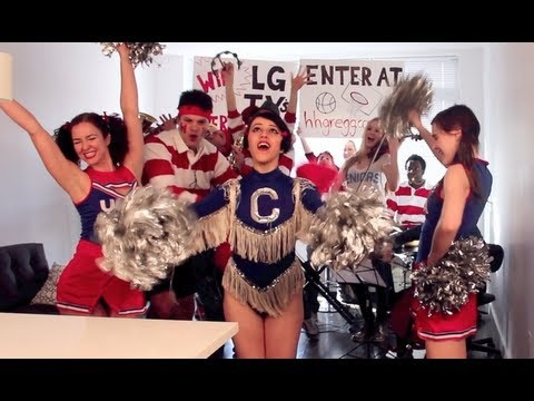 Share this College Fight Song Mashup & Enter #MarchIntoHHG For A Chance At 64 LG TVs From @h.h.gregg here:http://hhgre.gg/Z96XKM