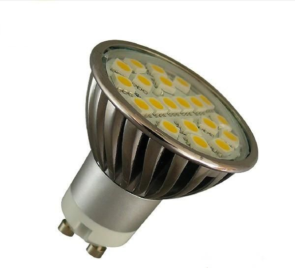 Led Spotlight 4w Cree Led Bulb 400lm 24SMD Saving Energy Led Light Lamp 5050 SMD Warm / Cool White CE&ROHS Super Bright Online with $4.63/Piece on Mdllight's Store | ?f=social|pinterest|0522|mdllight|07