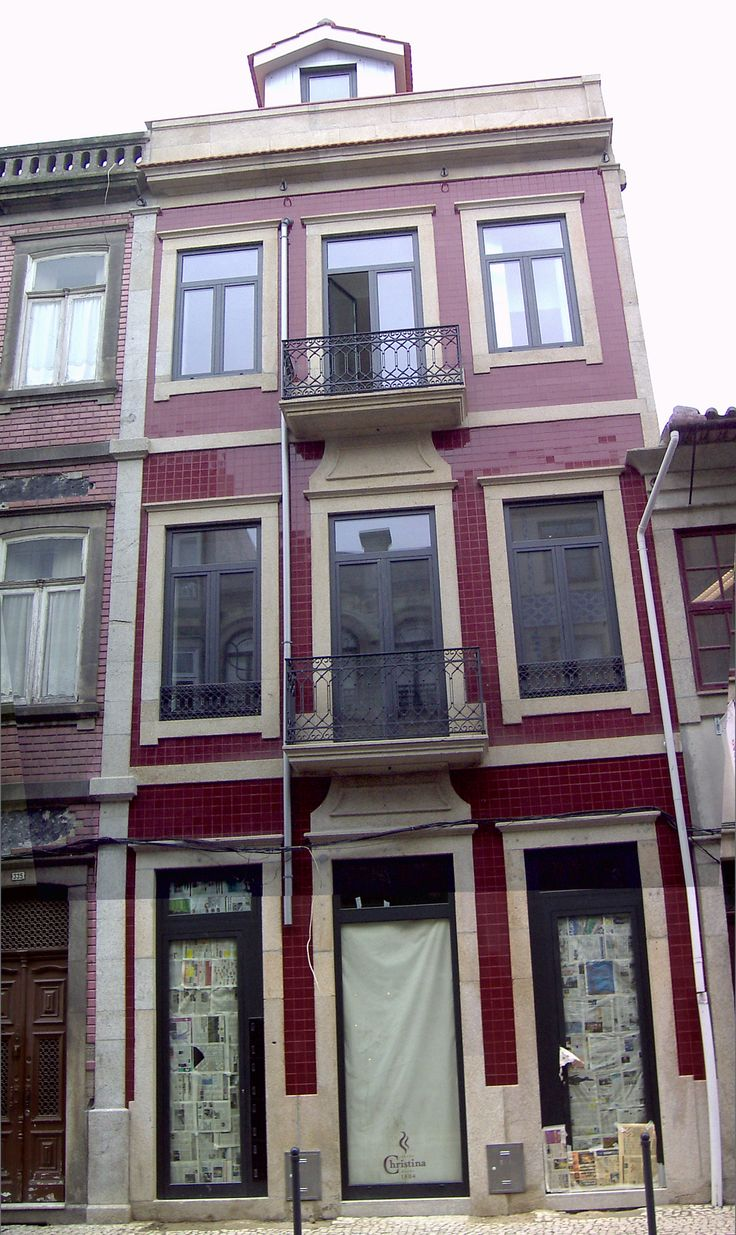 Reabilitação de edifícios na rua do Rosário - Porto