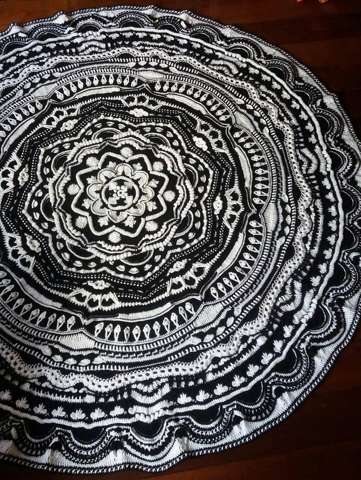 Mandala madness van Helen Shrimpton
