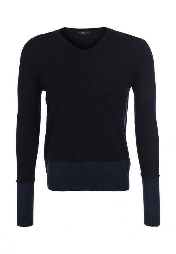 Синий пуловер с доставкой