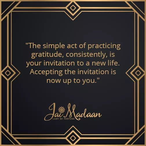 The simple act of practicing gratitudeconsistently is your invitationto a new life. #inspiration #QOTD#motivati https://t.co/hCIH012S4k