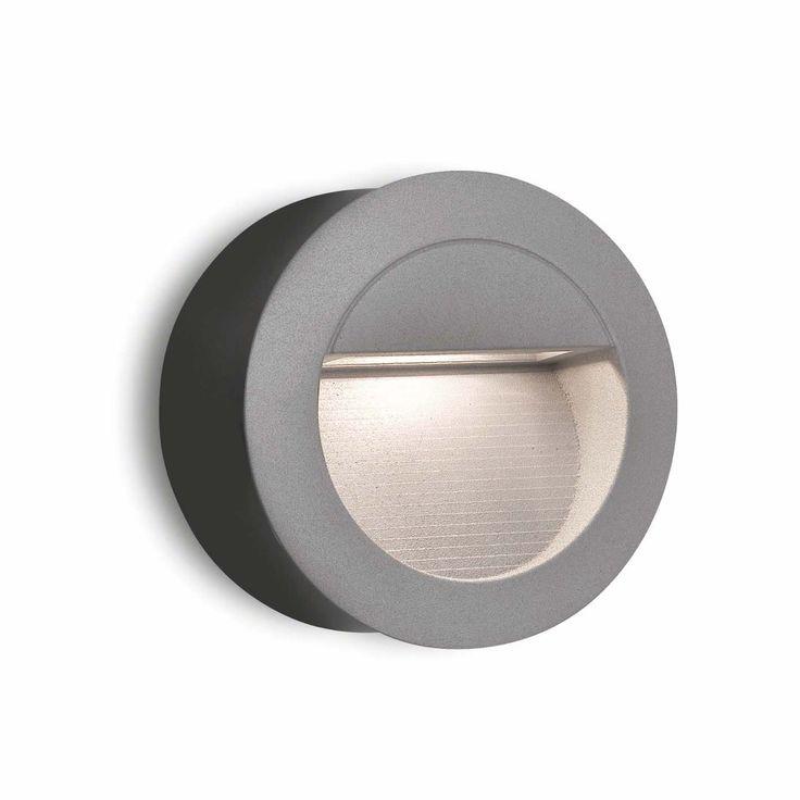 Foco de LED para empotrar en exteriores #jardin #iluminacion #decoracion #empotrables #exterior