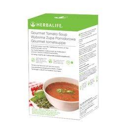 SOPA DE TOMATE Sopa de Tomate Gourmet. Un aperitivo con alto contenido en proteínas, saludable y sabroso, con 104 calorías. Está riquísima ya sea caliente o para tomar fría.